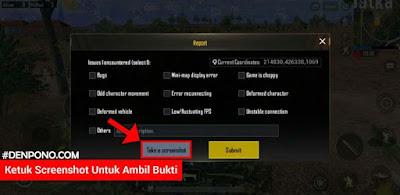 Cara Report Cheater dan Bug di PUBG Mobile Secara Mudah