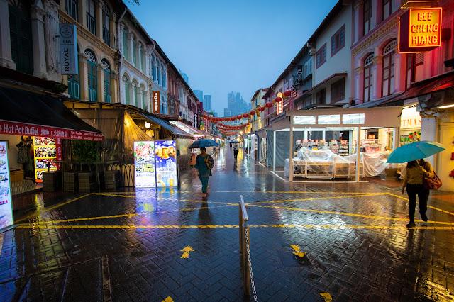 Pagoda street-Singapore