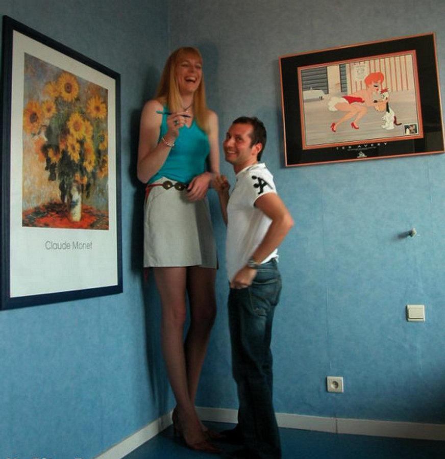 Tall Woman 3