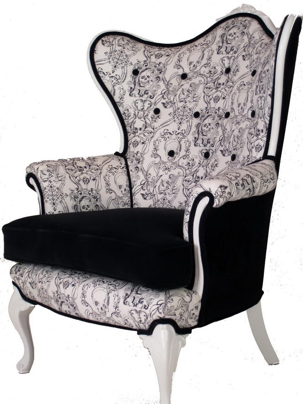 skull chair wicker egg nz chairs room by pinterest
