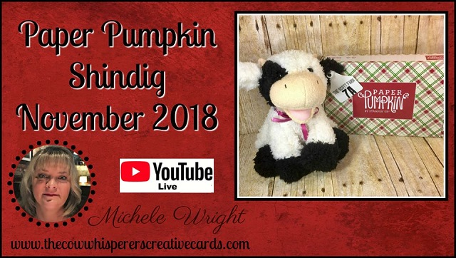 Paper Pumkin, November, YoutubeLive, Party