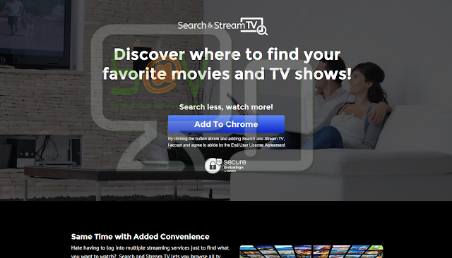 Search and Stream TV