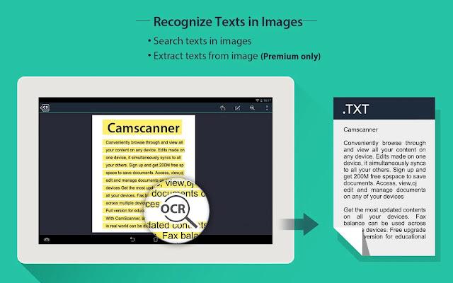 CamScanner Phone PDF Creator Unlocked Apk