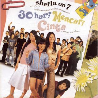 Sheila On 7 - OST. 30 Hari Mencari Cinta - Album (2003) [iTunes Plus AAC M4A]