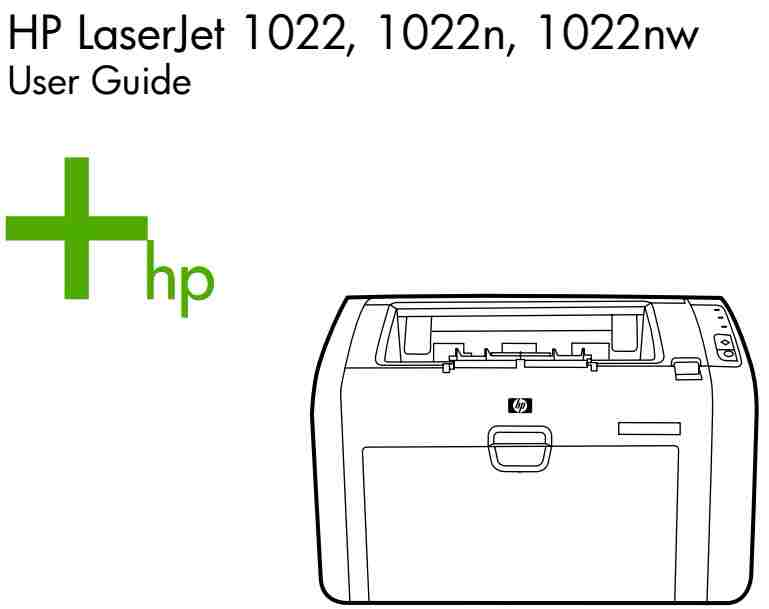 hp laserjet 1022 manual printer manual guide rh printermanualguides blogspot com HP 1022 Class Driver service manual laserjet 1022