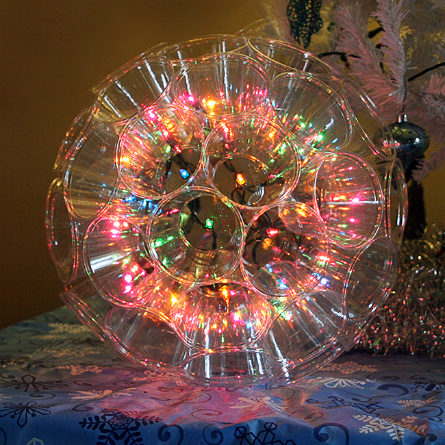 Miss Edna's Place: Ever Seen A Sparkle Ball? They're