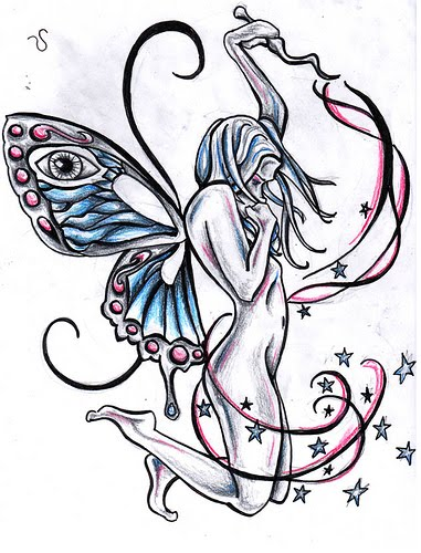 47fc6a95d Fairy Tattoo Designs ~ All About