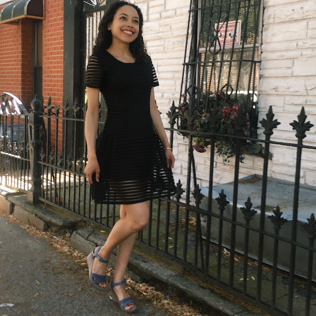 Little Black Dress OTD Post