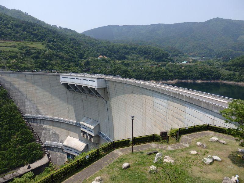 徒然おうどいろ日記: 温井ダム、...