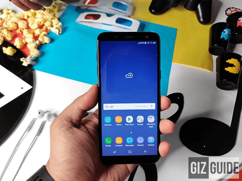Meet Samsung Galaxy J6 (2018) - Mobile Entertainment Focused Mid-ranger?