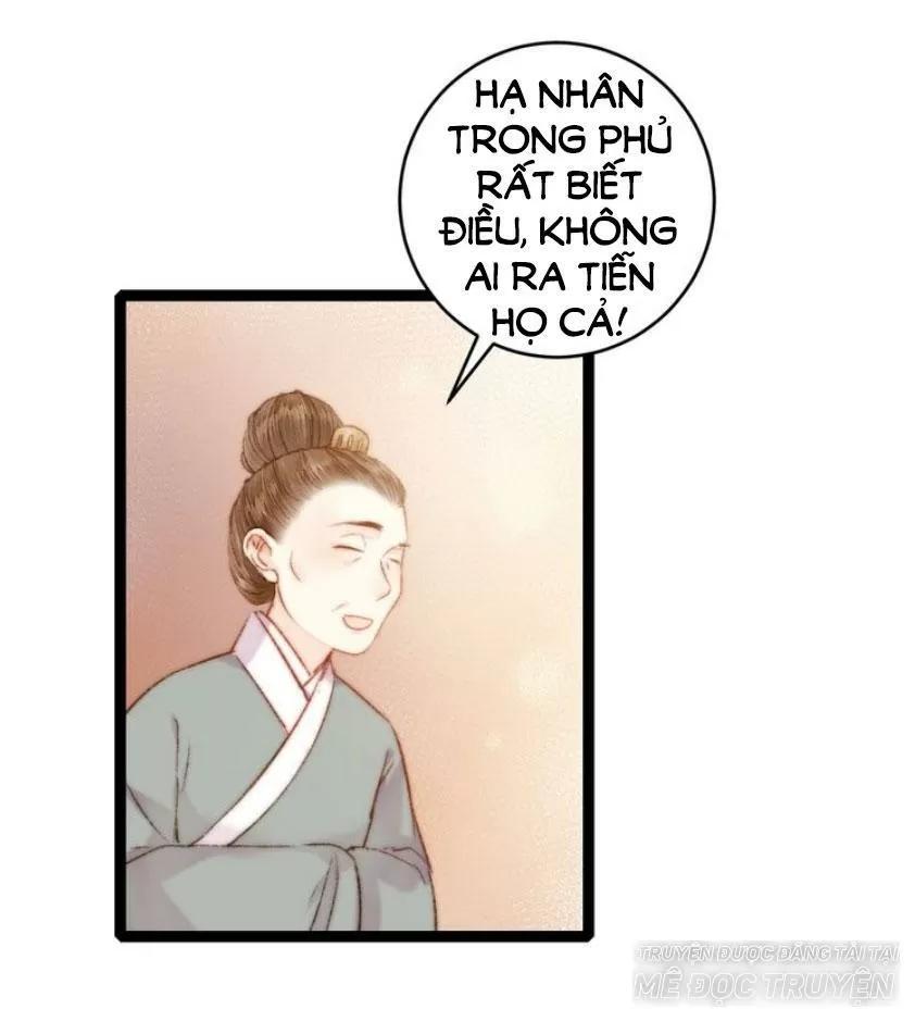 Nàng Phi Cửu Khanh - Thần Y Kiều Nữ chap 54 - Trang 10