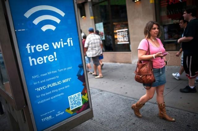 Dùng wifi miễn phí có tốt không