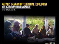 Muslimah HTI Diskusi Tentang Khilafah di Unhas