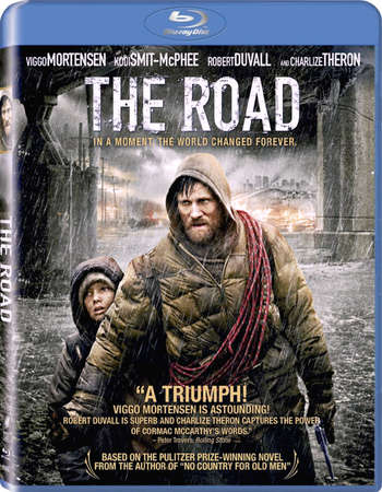 Poster Of The Road 2009 English 300MB BRRip 480p ESubs Free Download Watch Online Worldfree4u