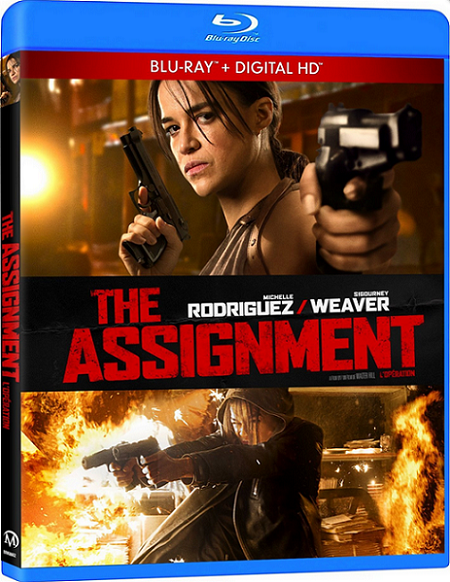 The Assignment (2016) 720p y 1080p BDRip mkv AC3 5.1 ch subs español