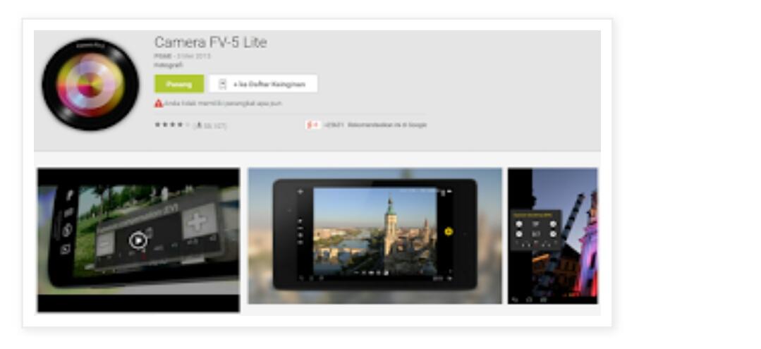 Cara Memperjernih Kamera Android Dengan Aplikasi Berguna Terbaik