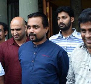 Finally ... Wimal released on bail!