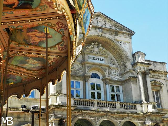 Place de l'Horloge Avignone