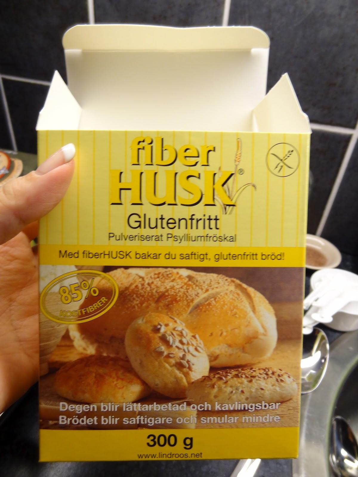 fiberhusk ersätta vetemjöl
