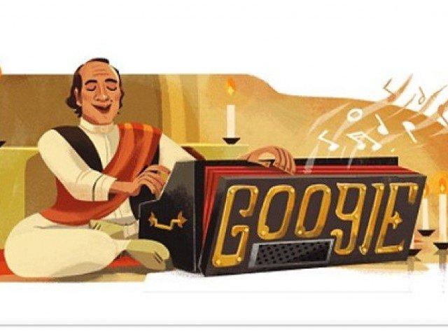 Google Doodle Celebrate Mehdi Hassan's 91st Birthday