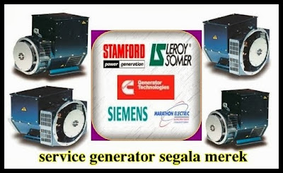 melayani service generator