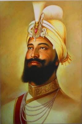 Prakash Parv, Guru Gobind Singh Ji, 10th Sikh Guru Gobind Singh Ji Jayanti