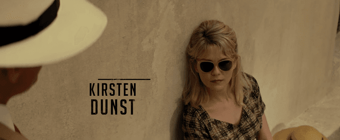 the two faces of january-ocak ayinin iki yuzu-kirsten dunst