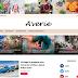 القالب الرائع Averie لمدونات بلوجر