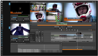 Blackbird Video Editor Screen Shot