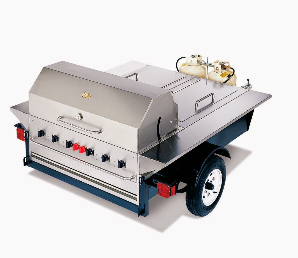Towable Tailgating Grill Giveaway