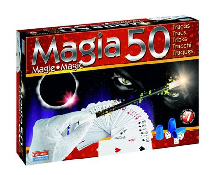 Juego de mesa Magia 50