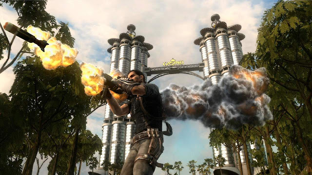 Just Cause 2 PC Full Descargar Español Repack ISO DVD5 Expansiones