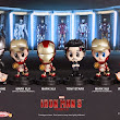News: Hot Toys previews Cosbaby (S) - Iron Man 3 Series 2