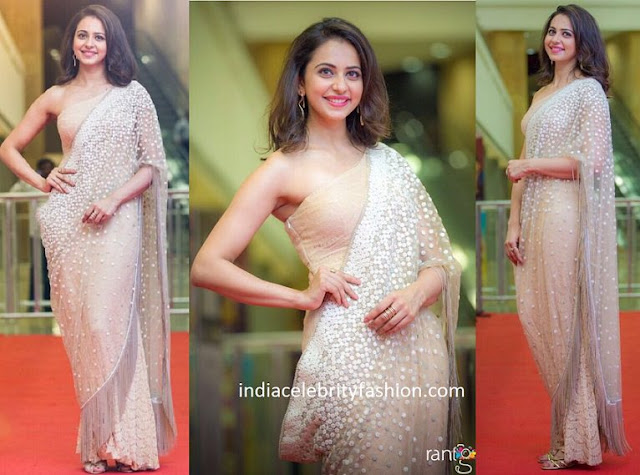 Rakul Preet in Rabani and Rakha