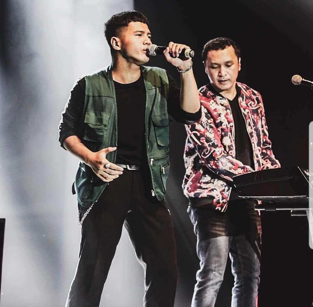 finalis indonesian idol 2014 giring perkenalkan vokalis baru nidji c 280623