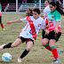 """Copa """"ONU Mujeres"""":  Rampla Jrs. de Durazno jugó de visitante y ganó"""