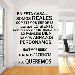 Un hogar es el espacio en el que desarrollar nuestra vida.