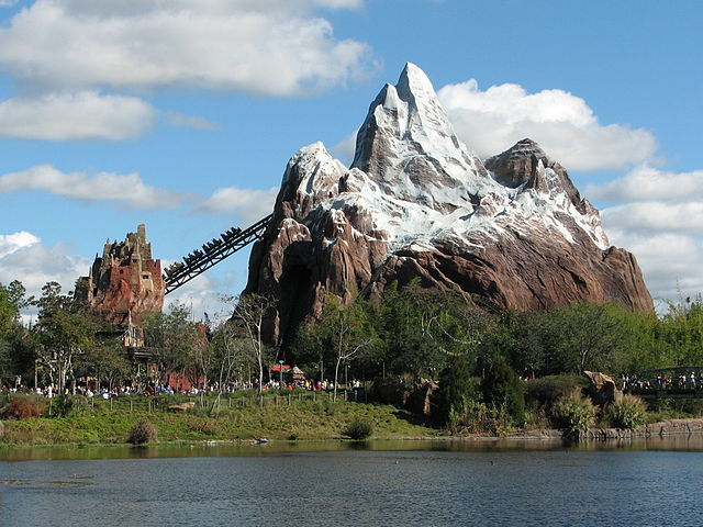 Expedition Everest - Disney Animal Kingdom