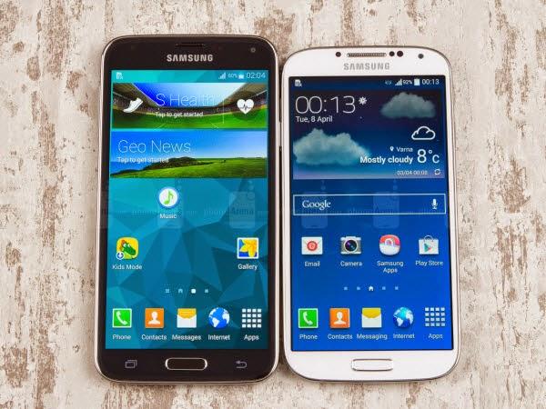 Galaxy S5/S4