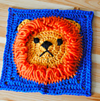 http://www.ravelry.com/patterns/library/lion-square-8x8