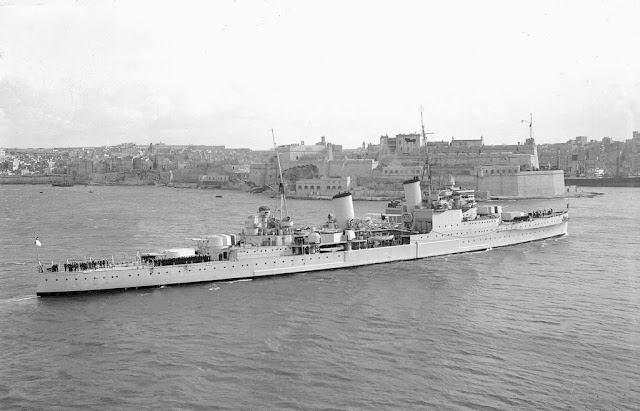 HMS Gloucester 22 May 1941 worldwartwo.filminspector.com