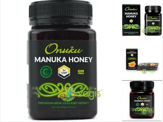 Miere Manuka Onucu -diverse borcane -cumpara aici