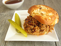 Easy BBQ Pulled Chicken