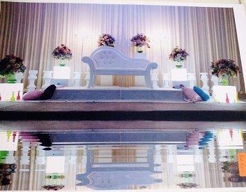 Pakej Pelamin Perkahwinan di Kajang Perdana Avenue