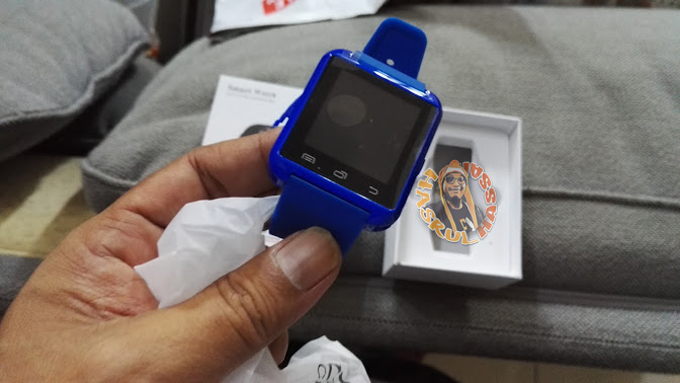 Shopping Online Beli Smart Watch di Lazada