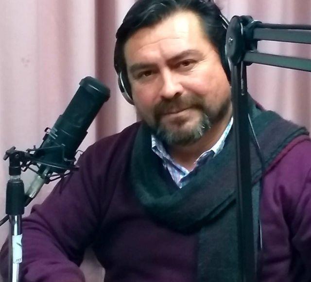 Ricardo Marileo, gestor cultural
