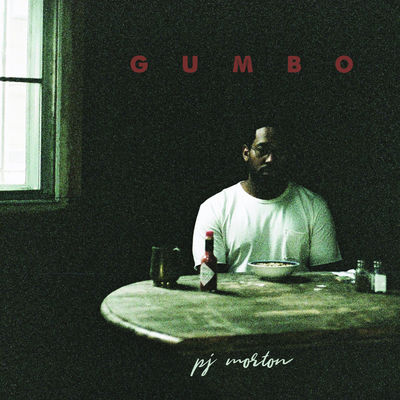 PJ Morton - Gumbo - Album Download, Itunes Cover, Official Cover, Album CD Cover Art, Tracklist