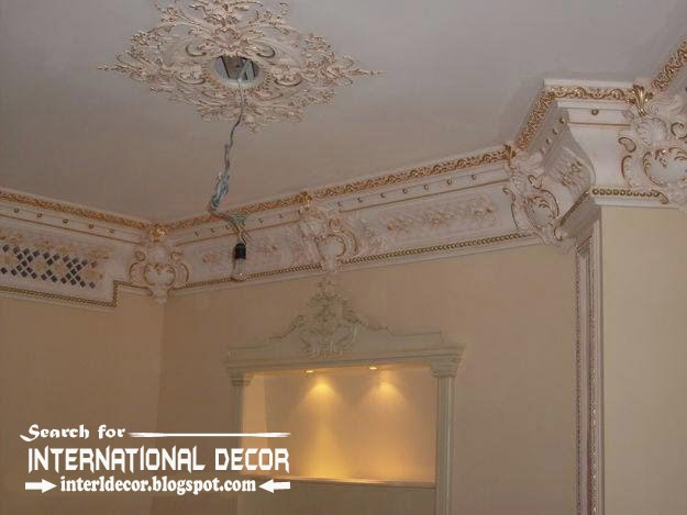 Ceiling Architrave Mouldings