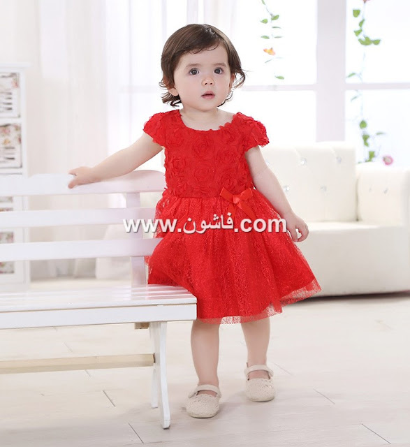 20fc0fd719aba Free-shipping-fashion-summer-baby-girls-dress-girls-rose-petal-hem-dress -color-cute-red-dress.jpg