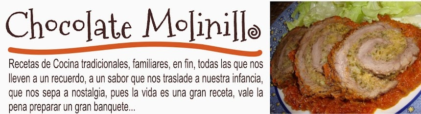 Chocolate Molinillo